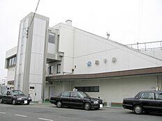 JR網干駅