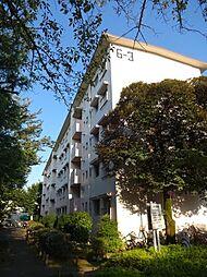 西三田団地6街区3号棟[506号室]の外観
