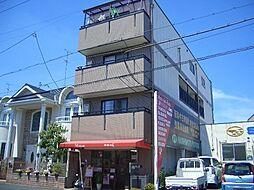 大阪府東大阪市小阪本町2丁目の賃貸マンションの外観