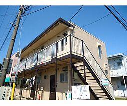 千葉県千葉市花見川区長作台2の賃貸アパートの外観