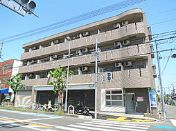 小阪パームコート[3階]の外観