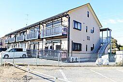 千葉県茂原市早野新田の賃貸アパートの外観