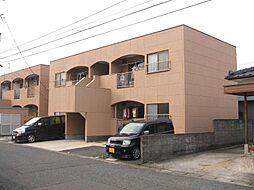鍋島三省堂 第四コーポ[G-1号室]の外観