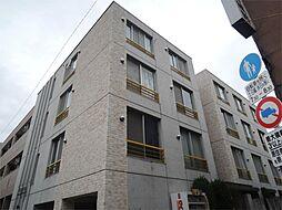東京都世田谷区上馬2丁目の賃貸マンションの外観