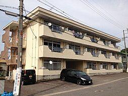 岐阜県関市市平賀の賃貸マンションの外観