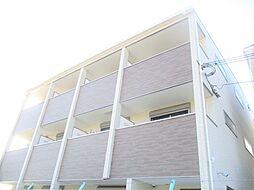 大阪府門真市寿町の賃貸アパートの外観