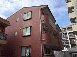 コーポカサイ弐番館[3階]の外観