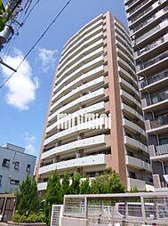 静岡県浜松市中区海老塚1丁目の賃貸マンションの外観
