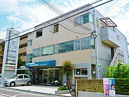 飯阪ビル[302号室]の外観