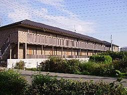 ラフレシールA棟[105号室]の外観