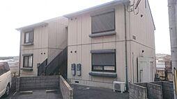 奈良県北葛城郡河合町池部3丁目の賃貸アパートの外観