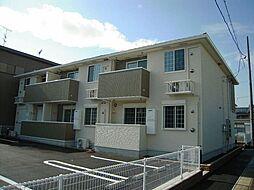 愛知県一宮市大和町妙興寺字千間堂丁目の賃貸アパートの外観