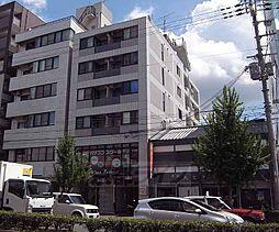 京都府京都市右京区西院東淳和院町の賃貸マンションの外観