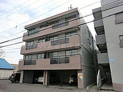 インフィニティ東苗穂[2階]の外観
