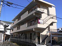 宮崎県宮崎市大工の賃貸アパートの外観