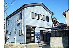 新潟県新潟市西区青山3丁目の賃貸アパートの外観