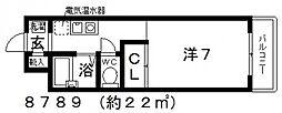 SIENA(シエナ)[303号室号室]の間取り
