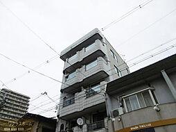 大阪府堺市堺区中安井町2丁の賃貸マンションの外観