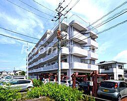 徳島県徳島市大原町内開の賃貸マンションの外観