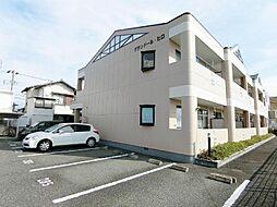 静岡県富士市中丸の賃貸マンションの外観
