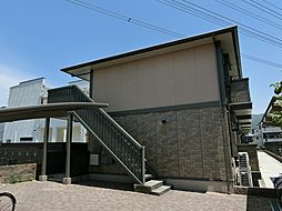 サンクレール志紀[2階]の外観