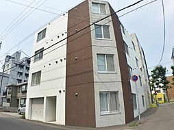 e's東札幌[401号室]の外観