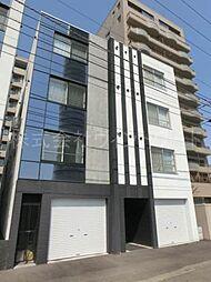 北海道札幌市中央区北二条西18丁目の賃貸マンションの外観
