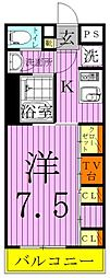 リブリ・サウンド東京[1階]の間取り