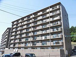 アルトラマンション茄子川 B棟[5階]の外観