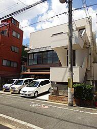 カーサ御所西(下小川町)[206号室]の外観