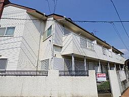 シティコーポ新所沢[2階]の外観