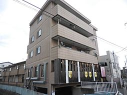 遠藤ハイツ[4階]の外観