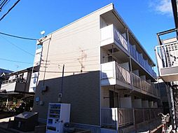 神奈川県川崎市川崎区殿町2丁目の賃貸マンションの外観