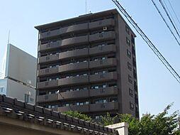 ラルゴ白壁[3階]の外観
