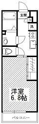 リブリ・たまプラーザ[1階]の間取り