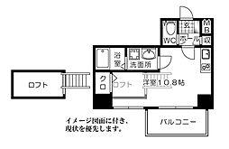KatayamaBLDG26 片山ビル26[204号室]の間取り