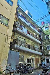 シルバーハイツ[4階]の外観