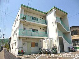青葉マンション[2階]の外観
