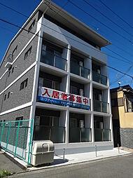 京都府京都市左京区田中高原町の賃貸マンションの外観