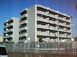 アンドユー植田[4階]の外観