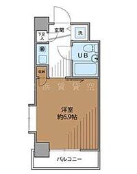 ステラコート横浜南[2階]の間取り