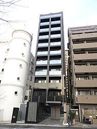 パークヒルズ赤坂[1階]の外観