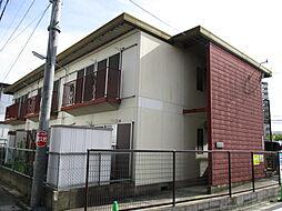 大阪府門真市上島町の賃貸アパートの外観