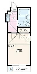 新検見川駅 2.4万円