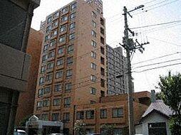 北海道札幌市西区琴似二条3丁目の賃貸マンションの外観