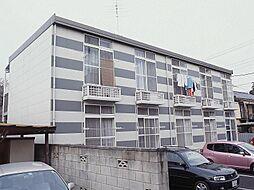 埼玉県さいたま市岩槻区本町2丁目の賃貸アパートの外観