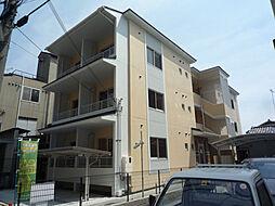 京都府京都市上京区西今町の賃貸マンションの外観