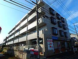 埼玉県北本市中央1丁目の賃貸マンションの外観