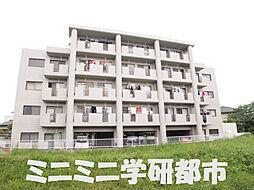 コンドミニアム周船寺[403号室]の外観