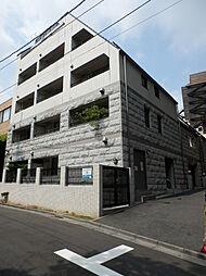 グレンパーク西麻布[3階]の外観